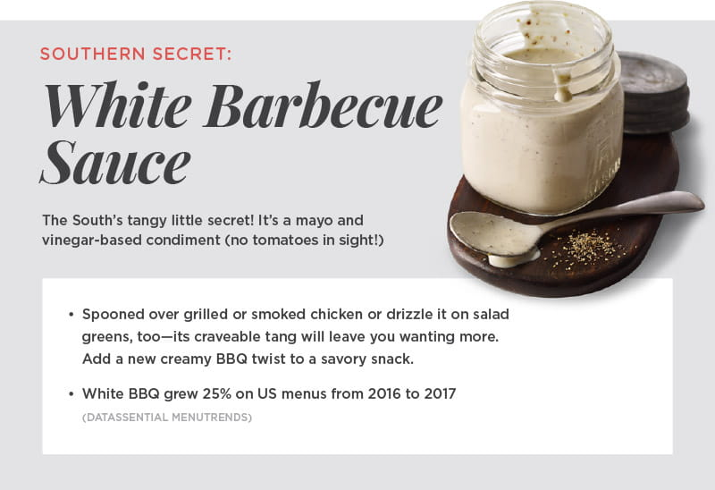 White Barbecue Sauce